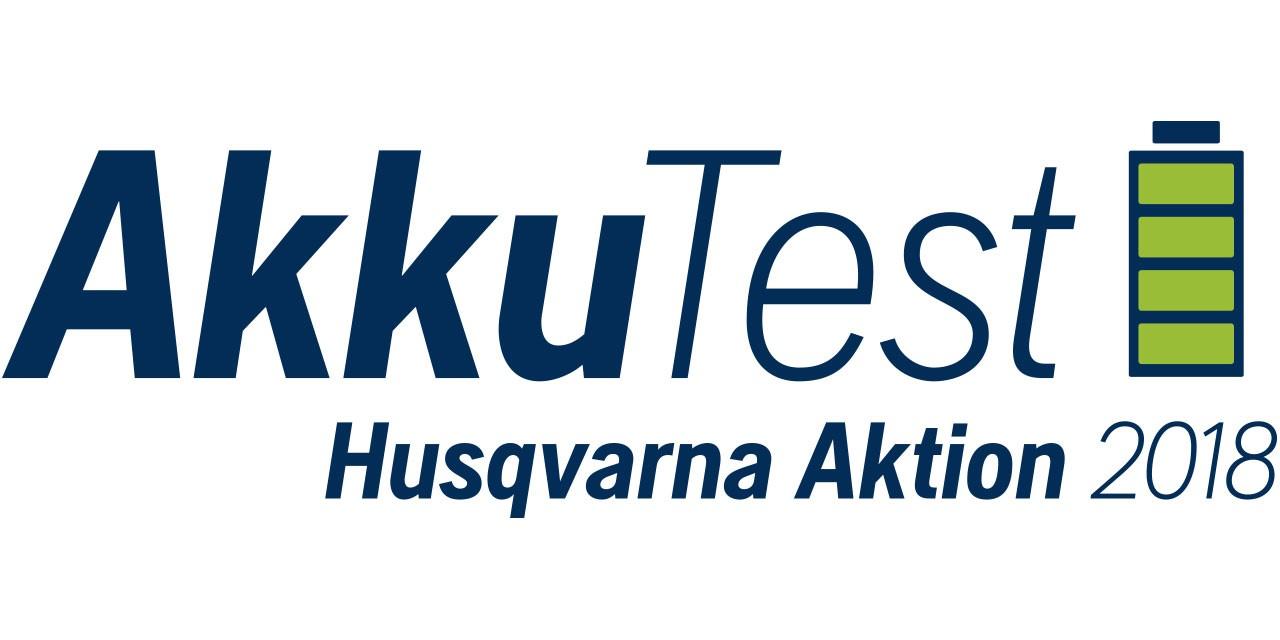 Akku Test Aktion 2018 Husqvarna Aktuelles Greenbase Budde